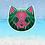 Thumbnail: LIMITED STOCK SUMMERWEEN pin (watermelon)
