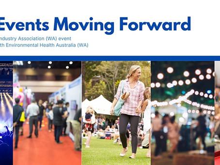 WA Events Moving Forward
