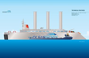 Supersized Factory-Ship - Ocean Phoenix 360