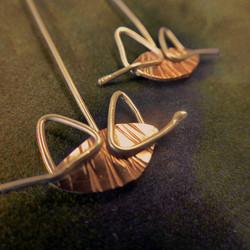 Gattamora earrings