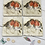 Thumbnail: Natural Stone Travertine Decoupaged Coasters