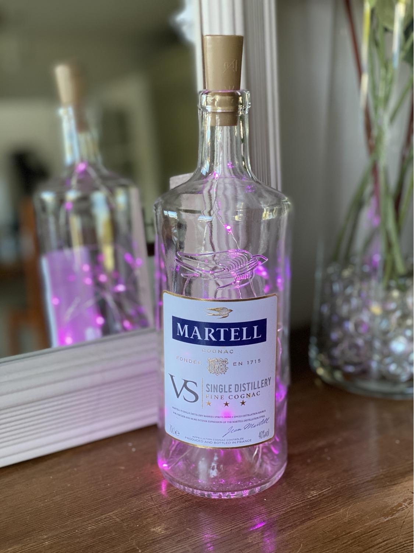 LED Light Bottles