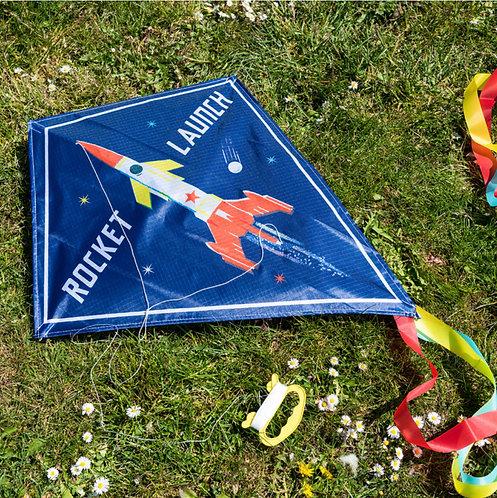Space Rocket Kite