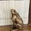 Thumbnail: Decorative Bronzed Gazing Hare