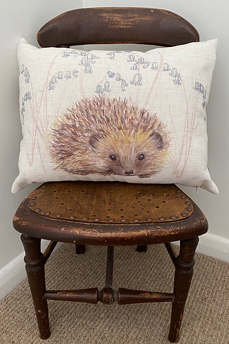 Hedgehog Wrap Cushion 43X33cm