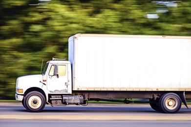 Flytning Truck