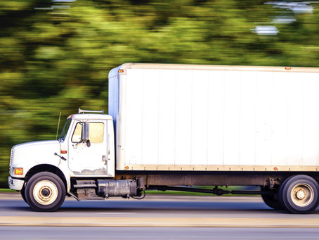 How to safely share the road with big rigs