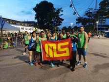 Mun Siong Engineering at Standard Chartered Singapore Marathon