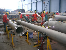 Pipe Fabrication Work.JPG