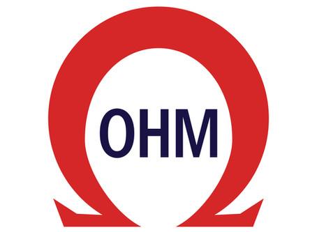 OHM ENGINEERING BAGS WSH PERFORMANCE AWARD 2016