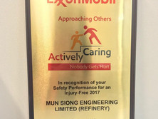 Safety Recognition - ExxonMobil