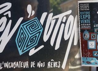 Rêv'olution, LA boutique atelier expo vente