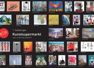 Super marché d'art Kunstsupermarkt