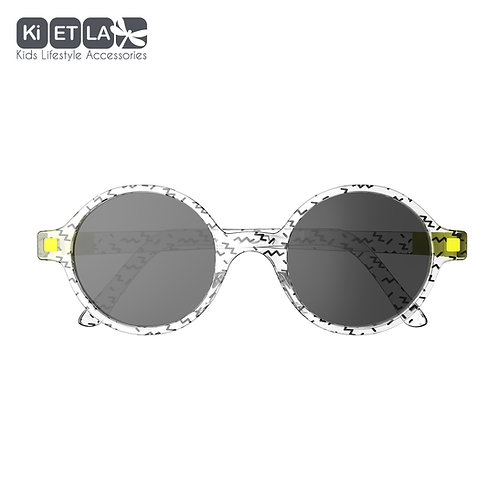 KiETLA CraZyg-Zag slnečné okuliare Rozz 6-9 rokov - rôzne druhy