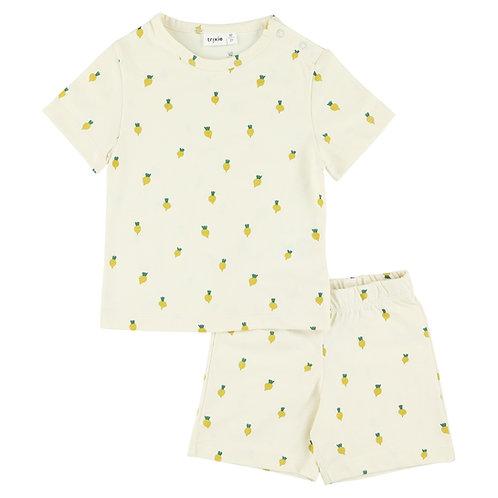 Trixie letné pyžamo Tiny Turnip