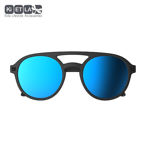 KiETLA CraZyg-Zag slnečné okuliare PiZZ  9-12 rokov pilotky - rôzne druhy