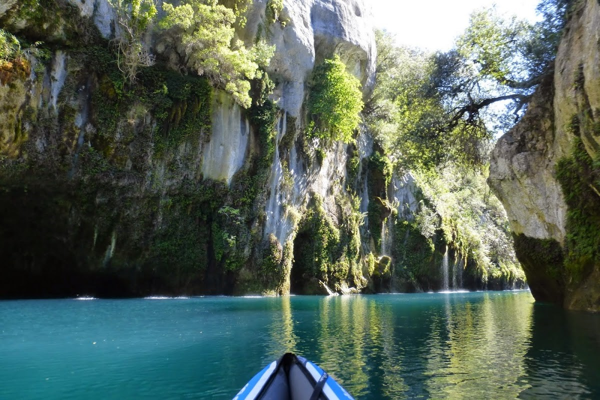 Parcours 1 - Gorges de Badinard