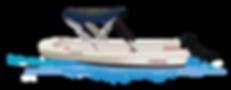Illustration bateau Fun Yak