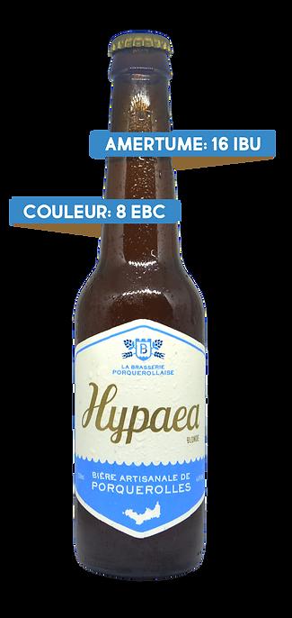 Hypaea Blonde - Porquerolles