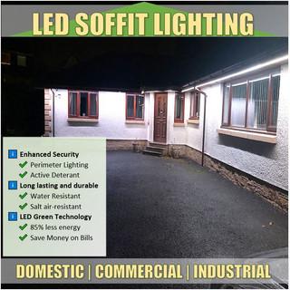LED Soffit Lighting