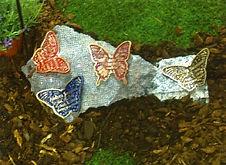 Bronze Memorial Butterflies, Twin Valley Memorial Park