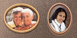Framed Cameos available for personalization of our bronze memorials