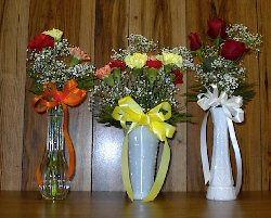 Live Cut Flower Arrangement, Twin Valley Memorial Park