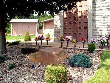 Garden Crypt Cremation Niches, Twin Valley Memorial Park