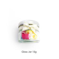 Glass Jar 15g
