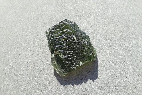 捷克隕石標本18 (附證書卡)