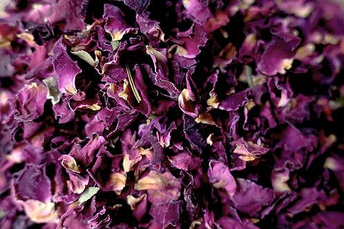 英國玫瑰乾花瓣(非食用)50g