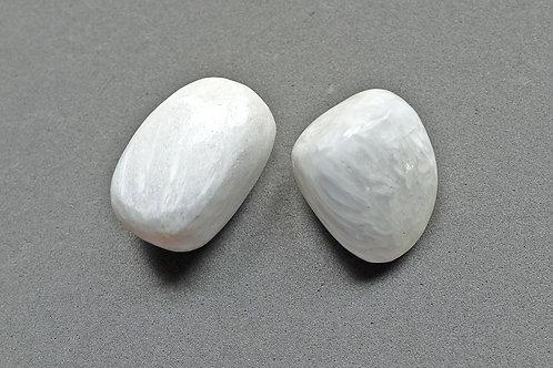 鈣沸石打磨原石(小)