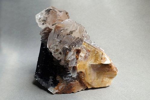方解石晶簇