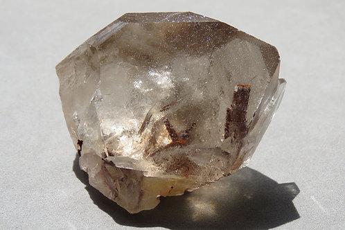 綠簾石異象水晶/資料庫水晶2