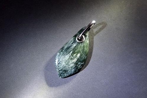 綠龍晶銀吊墜5