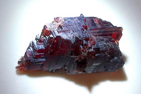 石榴石晶體