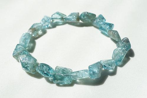 藍磷灰石手串