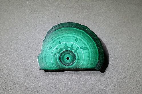 孔雀石切片1