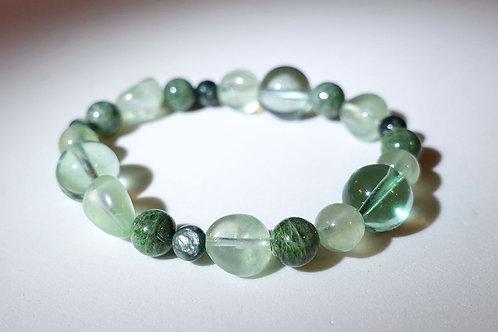 Green Symphony Bracelet