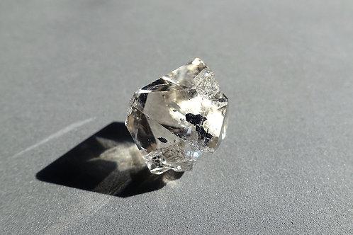 赫基蒙鑽石(閃靈鑽)不規則原石#2
