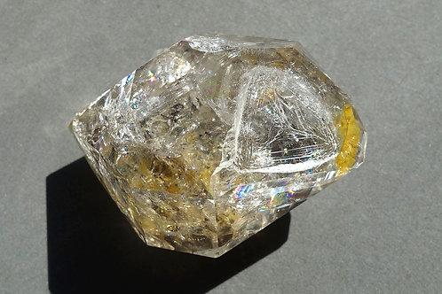 赫基蒙鑽石(閃靈鑽)原石標本#5