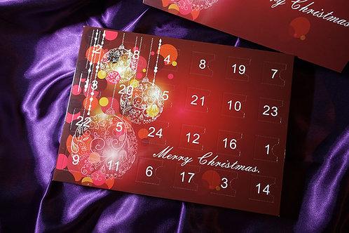聖誕倒數日曆-礦物版