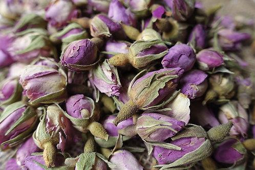 英國粉紅玫瑰乾花蕾(非食用)30g