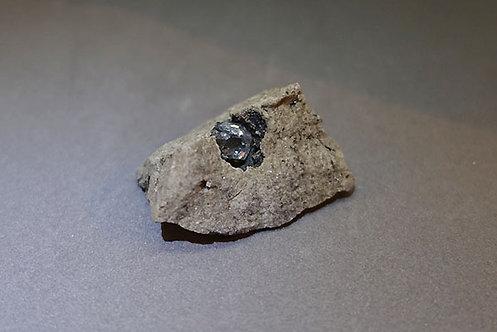 赫基蒙鑽石(閃靈鑽)脈石標本2