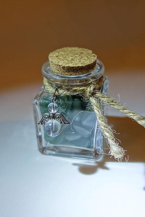 東陵石豐盛許願瓶
