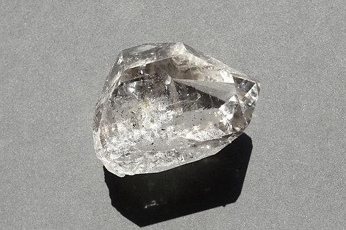 赫基蒙鑽石(閃靈鑽)原石標本#9