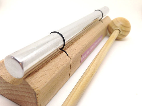 脈輪能量管鐘-頂輪