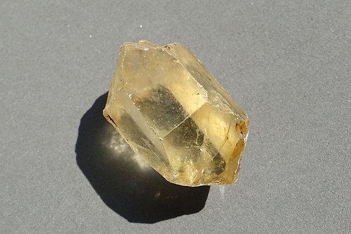 純天然黃晶柱4