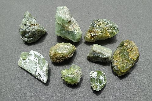 橄欖石原石