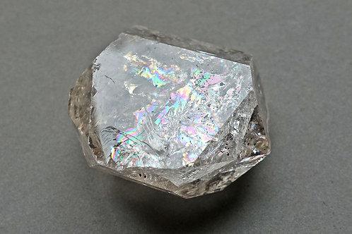 赫基蒙鑽石(閃靈鑽)原石標本#1